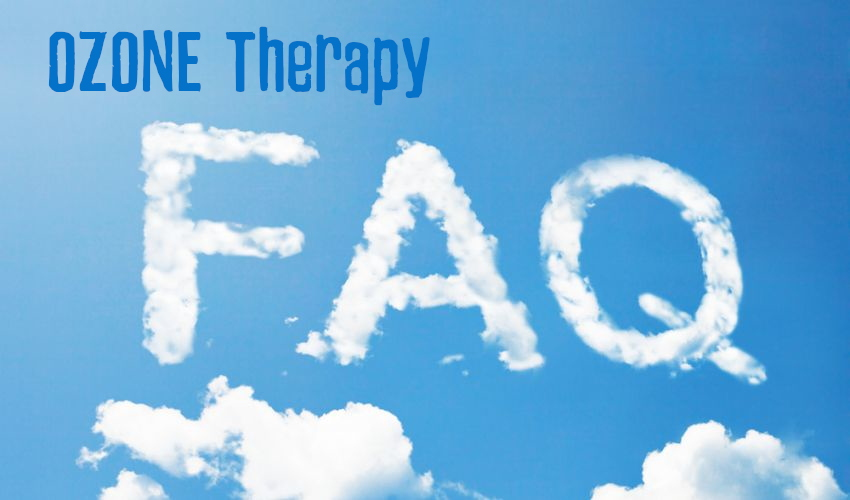 Ozone Therapy FAQ | Concinnity Living