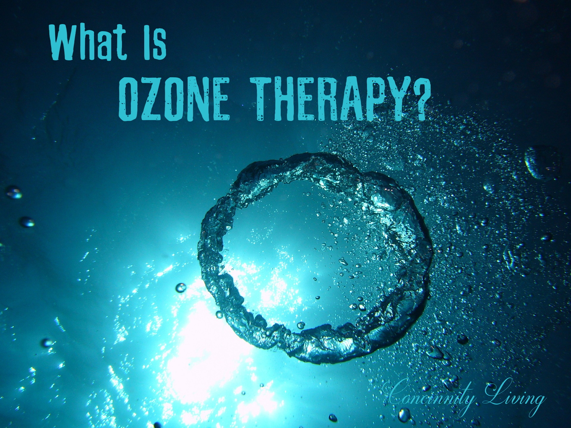 Iv Ozone Therapy Benefits